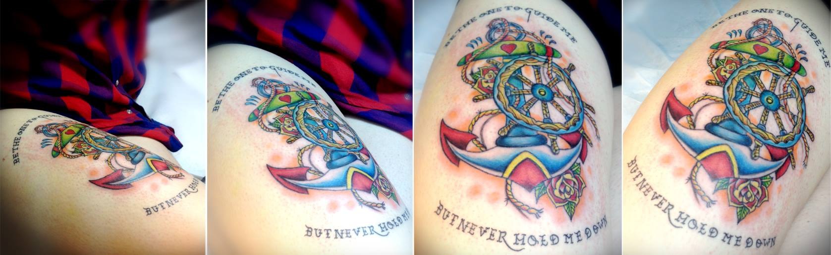 Ancora Tattoo