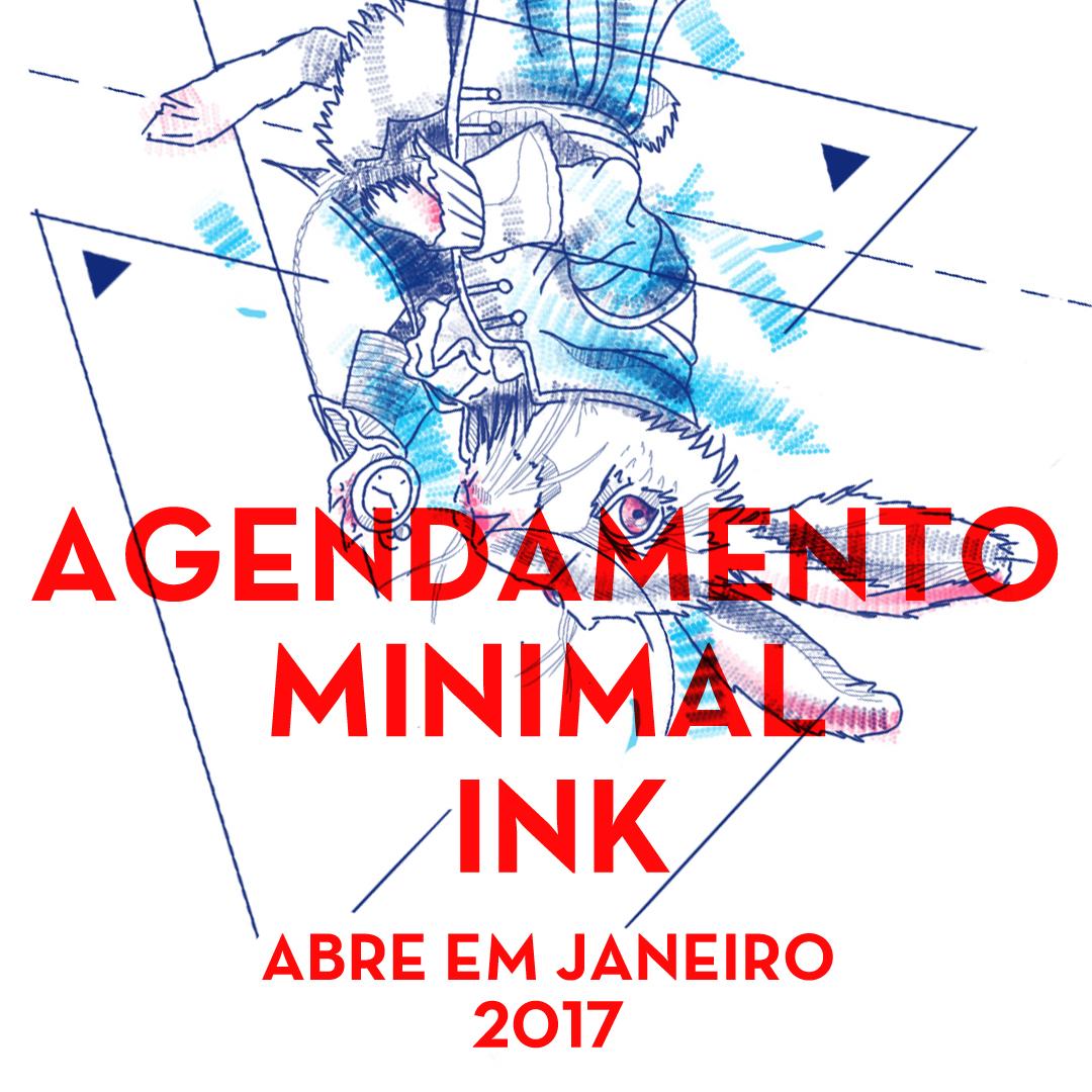 agendamento tattoo Minimal Ink