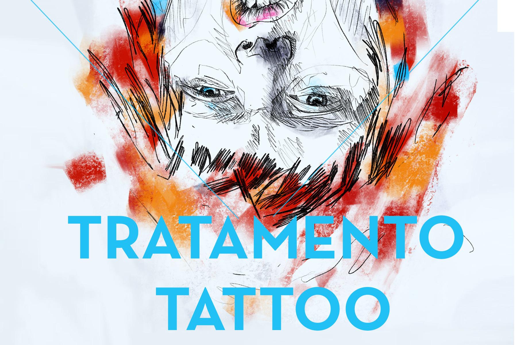 Tratamento de tatuagem