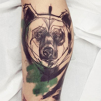 Sketch por RuPe Tattoer - Minimal Ink
