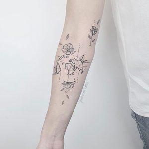 Susboom Fine Line Art - Minimal Ink