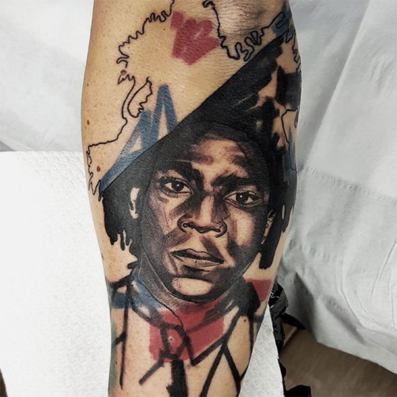 Porque tatuar retratos? Descubra - Minimal Ink
