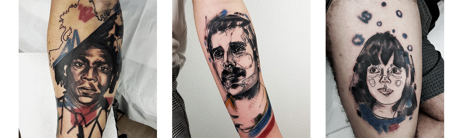 Razões para tatuar retratos – Conheça algumas por detrás desta escolha